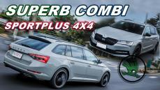 歐系碗公超值之選!ŠKODA Superb Combi SportPlus 4x4 |新車試駕【Go車誌】