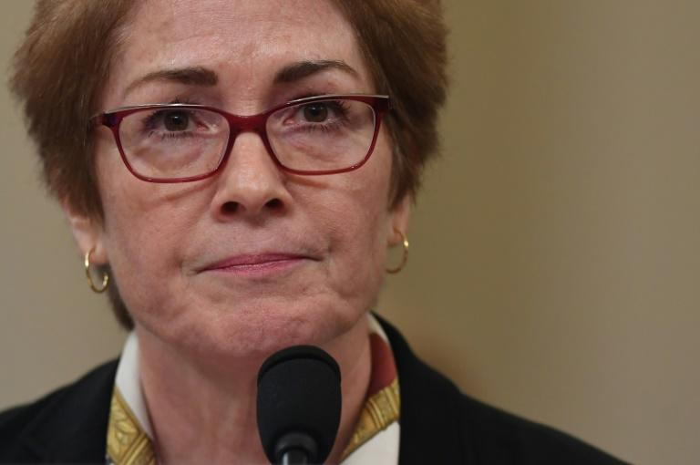 Former US ambassador to Ukraine Marie Yovanovitch told Congress she was subjected to a smear campaign orchestrated by Trump's personal lawyer Rudy Giuliani
