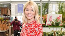 Holly Willoughby wears Warehouse dress on This Morning - and it's on sale