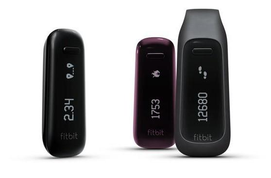 Fitbit announces two new fitness trackers: the Fitbit One with a vibrating alarm, and the $60 Fitbit Zip