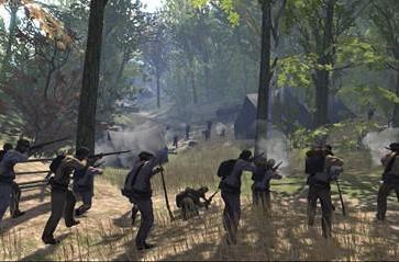 Civil War, not so civil screenshots