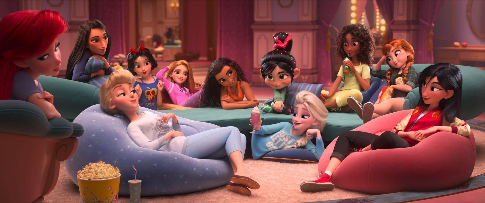 Disney Responds To Wreck It Ralph 2 Whitewashing Outcry