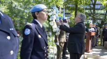 """La ONU recuerda a sus """"héroes"""" caídos en la lucha por la paz"""