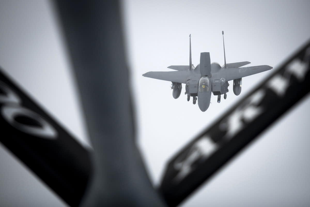 Boeing prepares St. Louis plant for likely Air Force F-15 orders