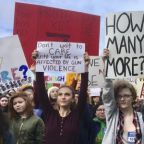 The young gun protesters are inspiring, but we can't leave it to them