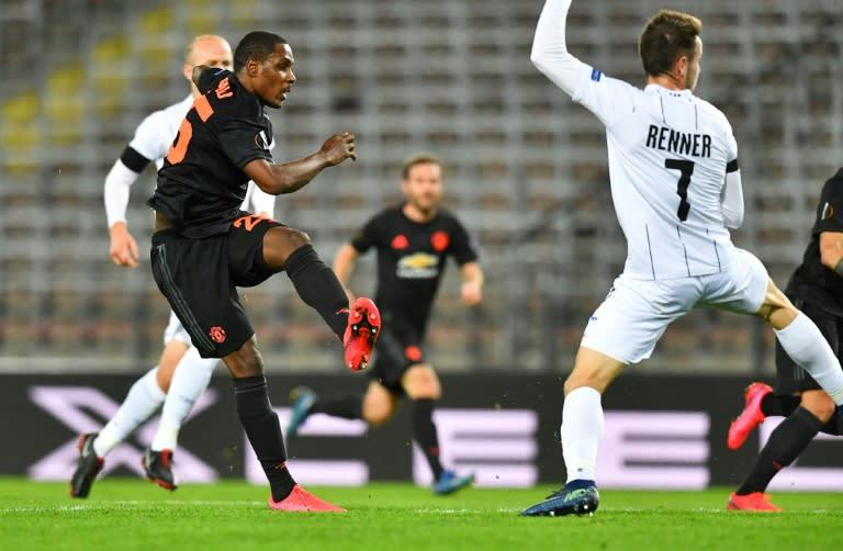 Man Utd Thrash Lask Behind Closed Doors In Europa League