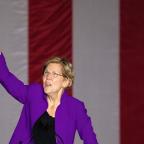 2020 Candidate Elizabeth Warren Tears Into President Donald Trump