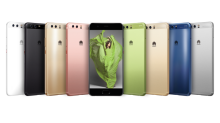 Huawei P10: Chinese smartphone aims to stand out in 'colour of the year'