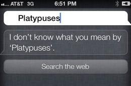 I don't know what you mean: Correcting Siri's recognition mistakes