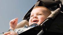 """""""Don't touch"""": Diese Schilder warnen davor, fremde Babys anzufassen"""