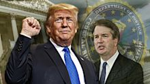 As FBI delivers its report on Kavanaugh, Trump decries 'totally uncorroborated allegations'
