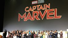 And It's Official:Brie Larson Is Captain Marvel
