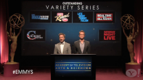 Outstanding Variety Series: 2013 Emmy Nominations