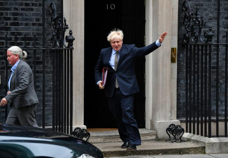 Johnson said his government remained committed to finding agreement with the EU by the end of the year