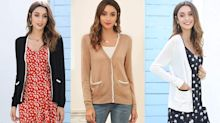 Amazon's bestselling ultra-soft cardigan is a must-have for layering — and it's only $36