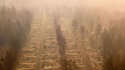 Number of missing in US wildfires soars to over 600
