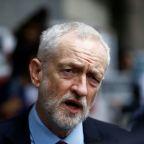 Labour's Corbyn invites UK lawmakers to help break Brexit impasse