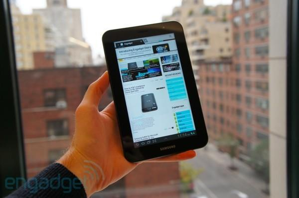 How would you change the Galaxy Tab 7.0 Plus?