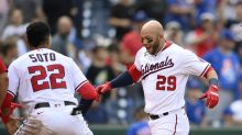 Hernandez's HR in 9th gives Nats 6-5 win over Cubs
