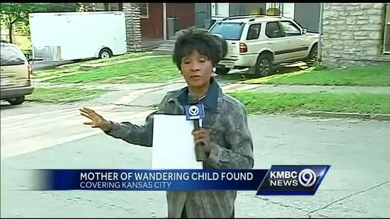 Toddler found wandering on city's east side