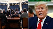What do the live impeachment proceedings mean for Trump?