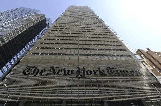 'New York Times' iOS app allows you to personalize your reads