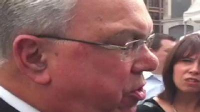 Menino Taking Occupy Boston 'One Day At A Time'