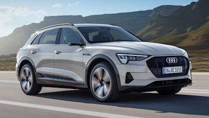 Audi's first production EV will start at £70,805