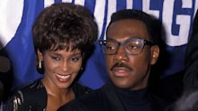 Eddie Murphy told Whitney Houston it'd be 'a mistake' to marry Bobby Brown hours before wedding, new book claims