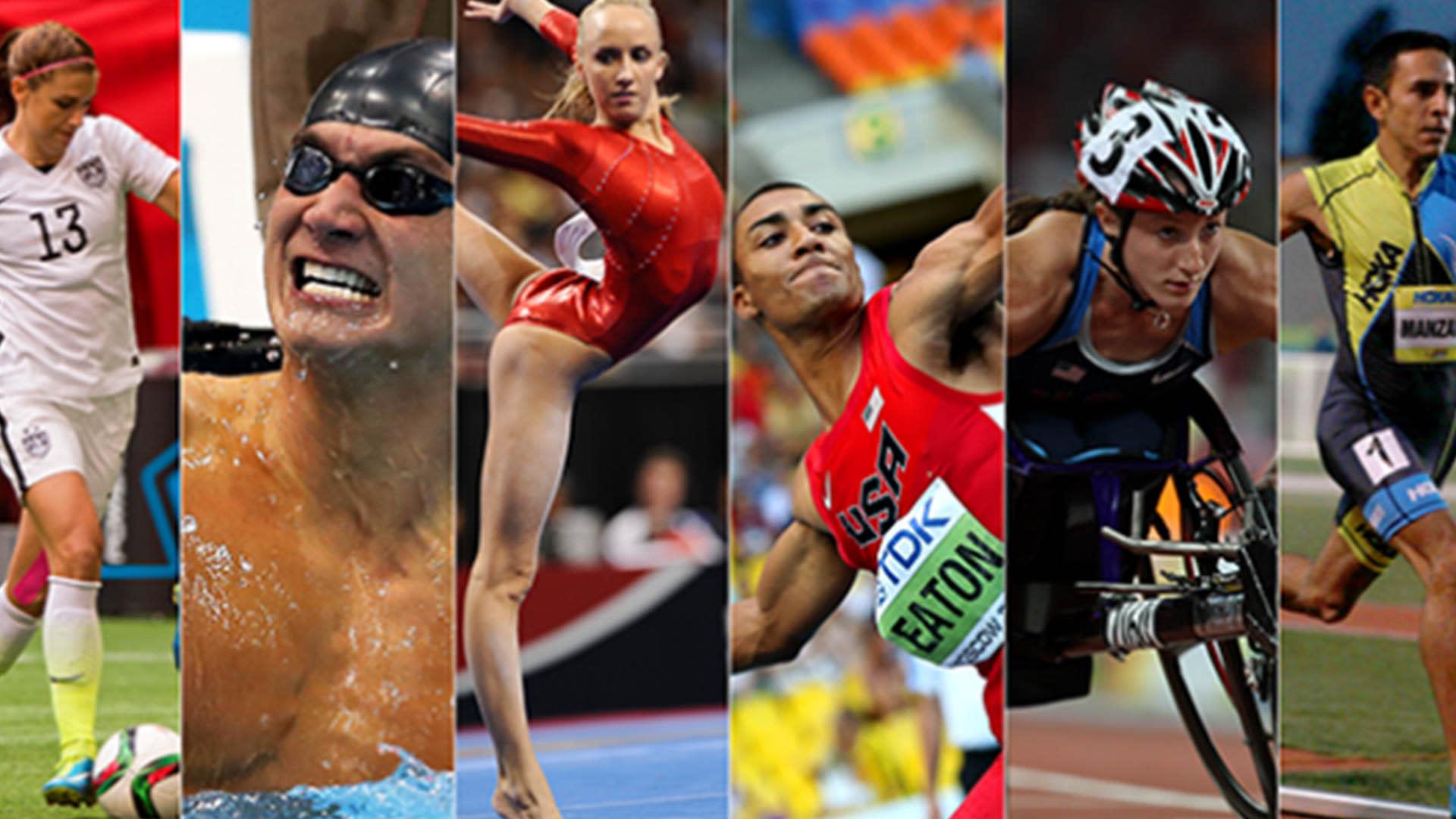 дисциплины спорта с картинками очень важных параметров