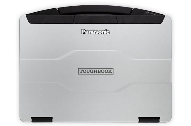 Panasonic's modular Toughbook 55 lets you swap out seemingly everything