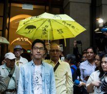 Hong Kong dissident Nathan Law says Britain new home
