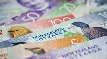 NZD/USD Broke Below Trend Line Support On 4-Hour Chart