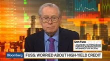 Loomis Sayles' Fuss Says He's Worried About High-Yield Bonds