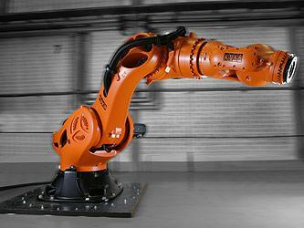 German firm unveils the world's strongest industrial robot