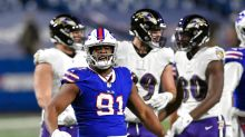 Bills advance to AFC championship with 17-3 win over Ravens
