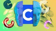 Las acciones de Coinbase caen tras resultados financieros mixtos