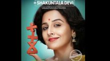 Shakuntala Devi Twitter Review: Netizens Decide Whether The Vidya Balan Starrer Is Yay Or Nay