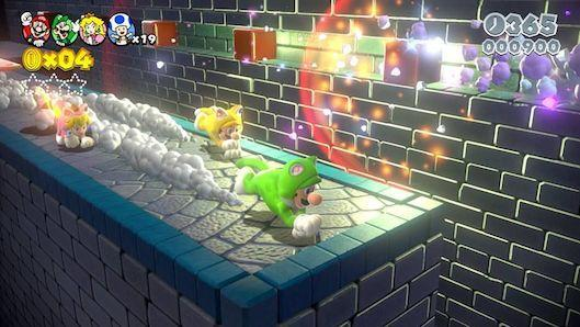 Super Mario 3D World will feature 'a lot' of live-recorded music
