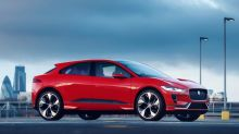 Can Tesla's Model X Keep Pace With This New Electric Jaguar?
