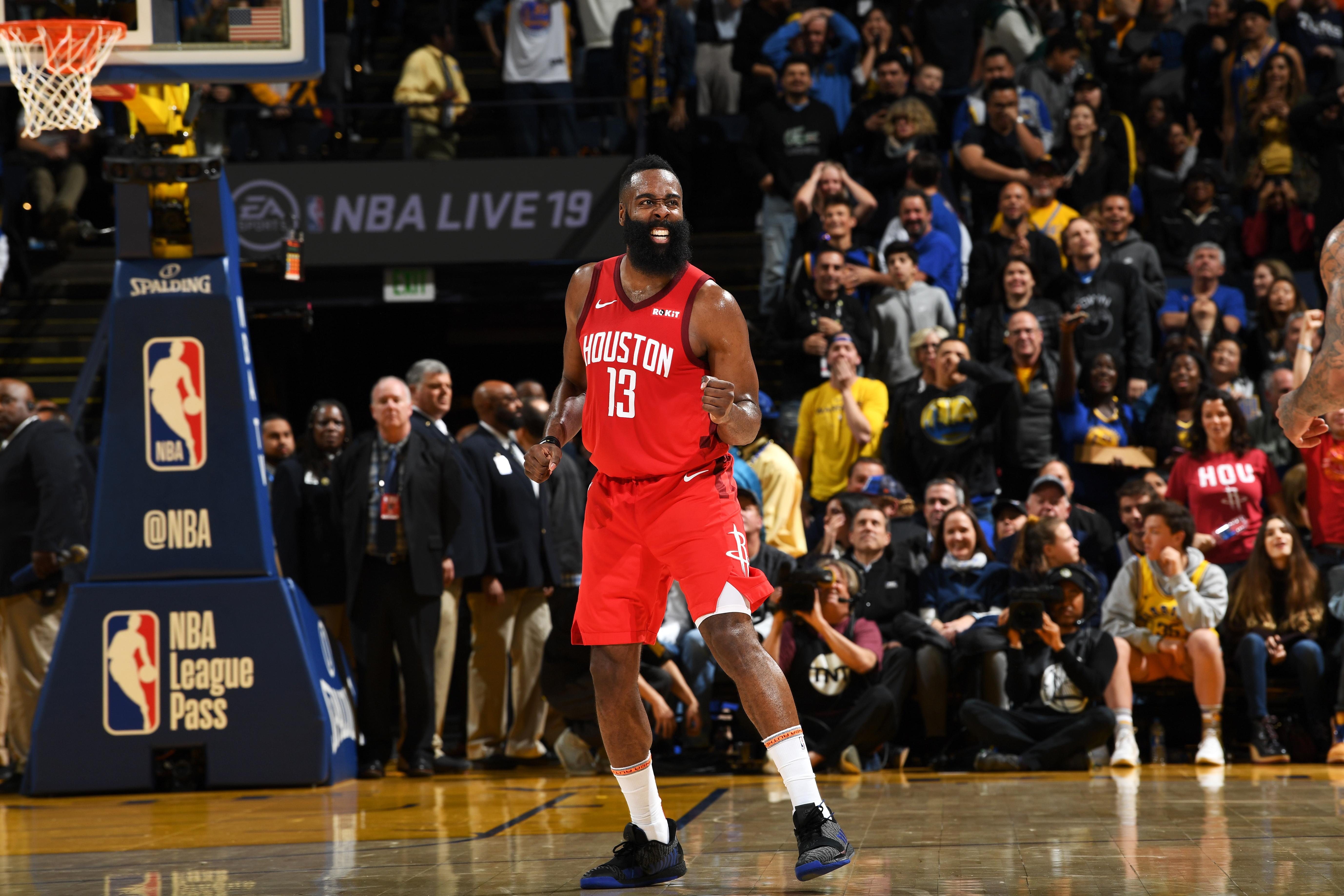 a85b1a7e9723 The night James Harden might have earned his second straight MVP