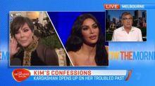Kim Kardashian's candid confessions