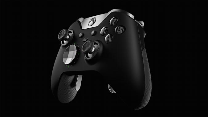 Xbox Elite Wireless Controller es el mando de los profesionales