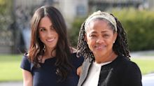 Doria Ragland Visited Meghan & Harry This Summer & We All Missed It