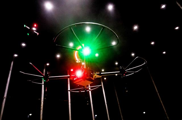 University of Michigan launches outdoor lab for autonomous drones