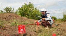Cambodia hopes to be landmine-free by 2025