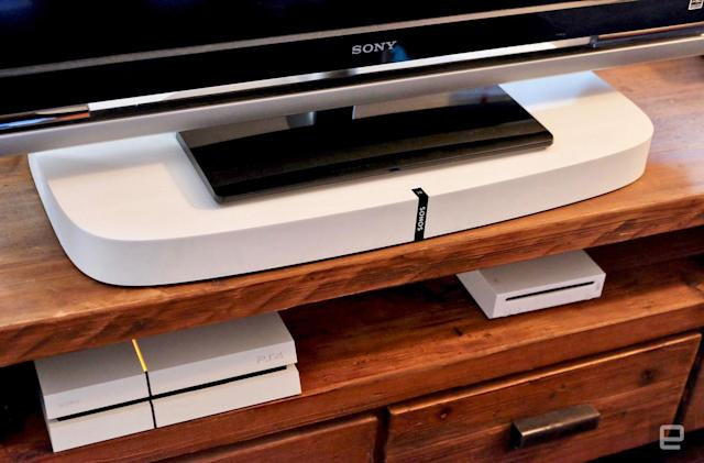 Sonos Playbase review: The only speaker your living room needs