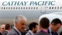 Cathay Pacific shares hit 3-1/2-month high after rescue package, outlook uncertain