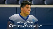 Name To Know: Getting A Look At Connor McGovern