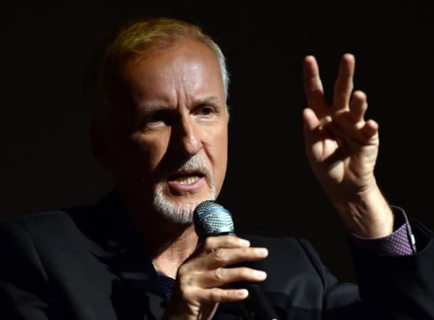 James Cameron backs a contest to build better movie drones